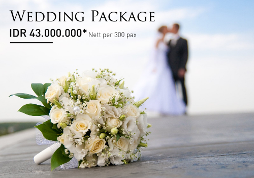 Wedding Package MTR