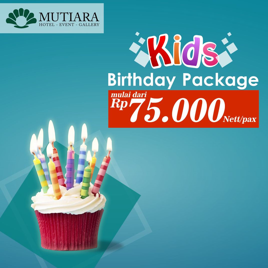 Kids Birthday Package MTR