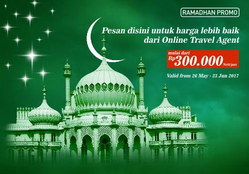 Ramadhan Room Promo MTR