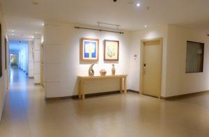 Corridor in New Room