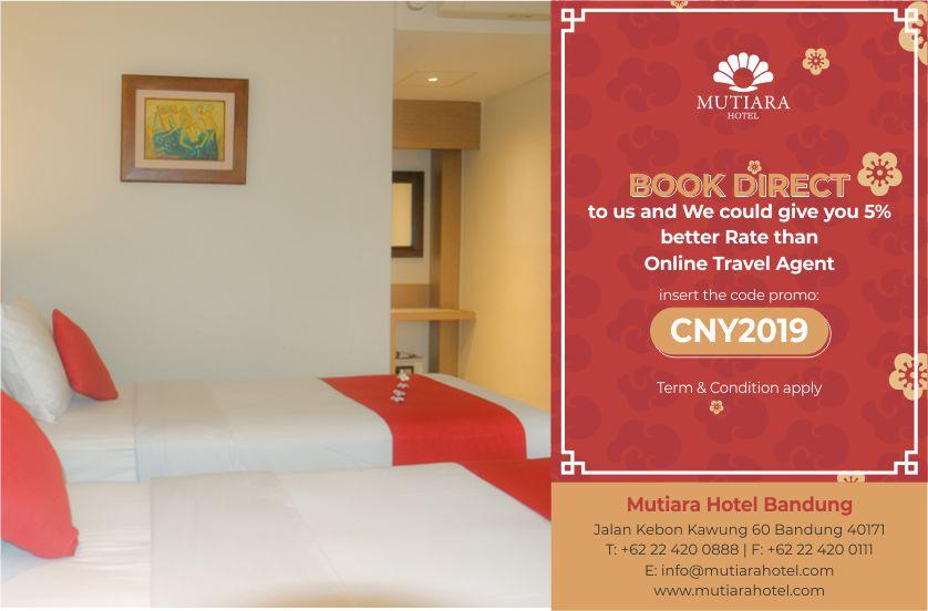 Mutiara Hotel Hari Raya Imek 2019